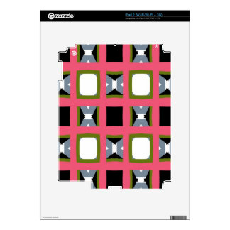 Art Deco Decals For The iPad 2