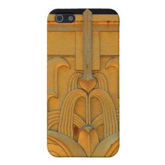 Art Deco-Speck Case iPhone 5 Cases