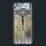 "Art Deco Stained Glass Window iPhone 6 case<br><div class=""desc"">Lovely Art Deco Stained Glass Cover for your iPhone.</div>"