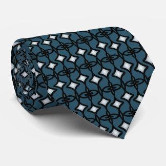 Art Deco Style Pattern Ties. Tie