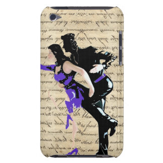 Art Deco style vintage dancers Barely There iPod Cover