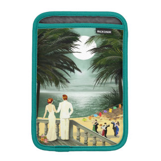 Art Deco Vintage Beach Sleeve For iPad Mini