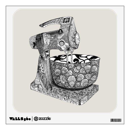 art deco wall decal   Zazzle.com