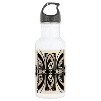 Art Deco Water Bottle