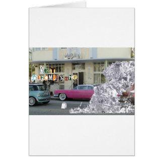 Art Decomposing Card