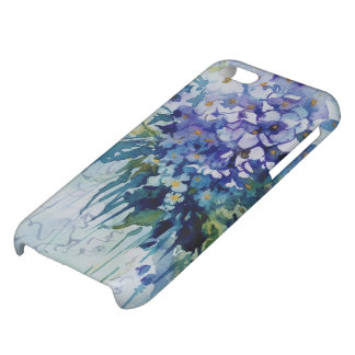 """Art Design """"flowers """" Cover For iPhone 5C"""