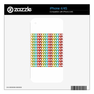 Art Design Patterns Mo iPhone 4 Decal