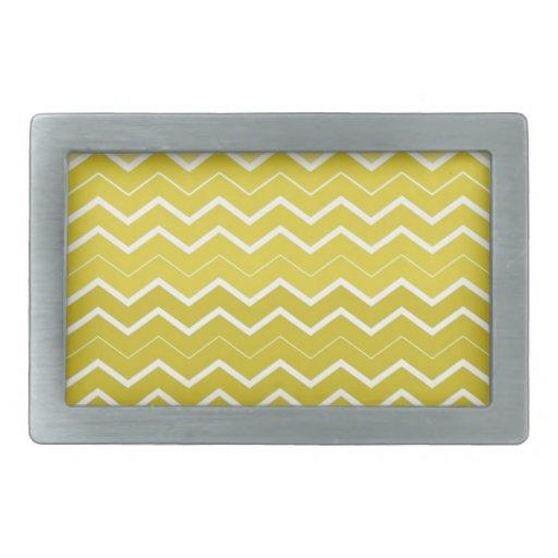Art Design Patterns Modern classic tiles Beautiful Rectangular Belt Buckle