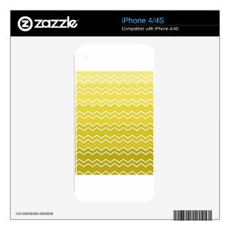 Art Design Patterns Modern classic tiles Beautiful Skin For iPhone 4S