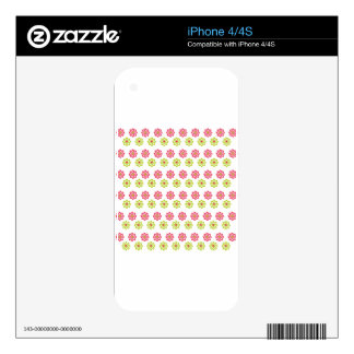 Art Design Patterns Modern classic tiles Beautiful Skin For The iPhone 4