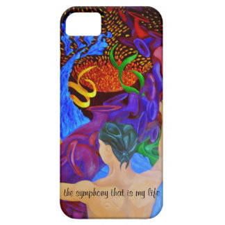 Art designer phone cover the symphony that is my