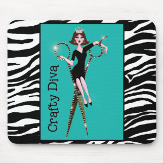 Art Diva Mousepad