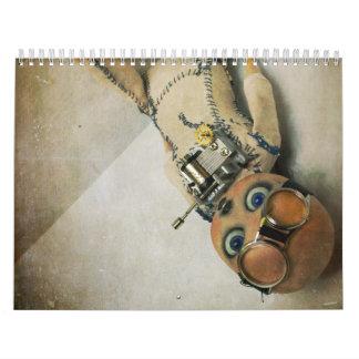 art doll calendar