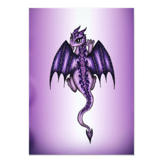 Art Dragon invitation