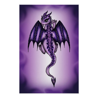 Art Dragon poster
