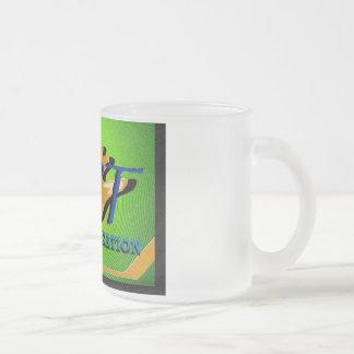 ART EDUCATION frosted mug