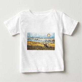 art-elk baby T-Shirt