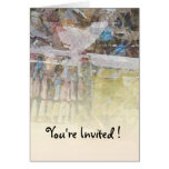 Art Exhibit - Art Supplies Abstract Greeting Cards