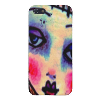 Art Eye Candy Girl iPhone 4 case