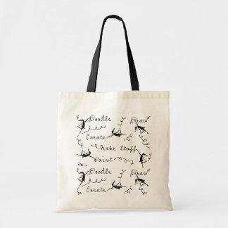 Art Fairies At Work Tote Bags