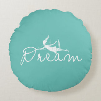Art Fairy: Dream Round Pillow