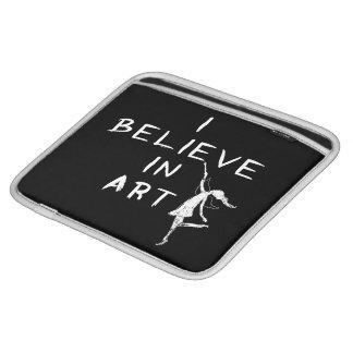 Art Fairy: I Believe In Art iPad Sleeves