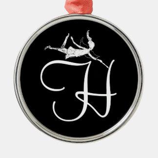 Art Fairy Inital: H Ornament
