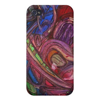 Art Festival iPhone iPhone 4 Cover