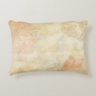 art floral grunge background pattern decorative pillow