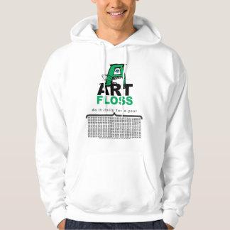 Art Floss Daily Chart Hoodie