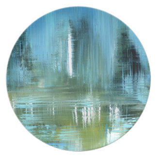 ART for Health and Life. Painting 9.New Collection Dinner Plate
