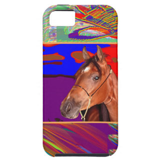 Art for HORSE Sense iPhone 5 Cases