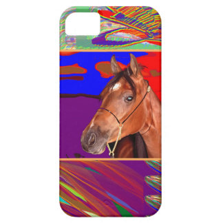 Art for HORSE Sense iPhone 5 Cover