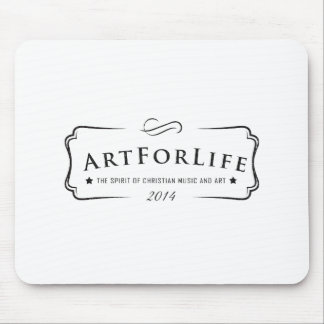 Art for life - Badge from 2014 Mouse Pad