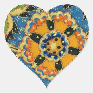 Art for Life Heart Sticker