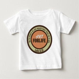 Art for Life - Luke 6:31 Baby T-Shirt