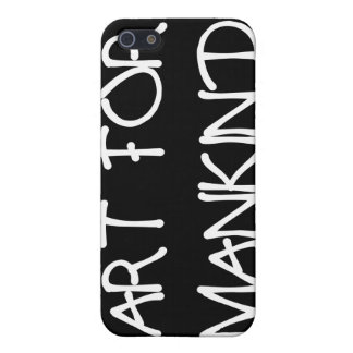 ART_FOR_MANKIND iPhone SE/5/5s CASE
