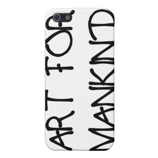 ART_FOR_MANKIND iPhone SE/5/5s COVER
