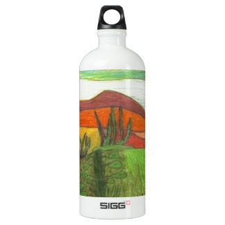 ART FOR THE SOUL COLLECTION SIGG TRAVELER 1.0L WATER BOTTLE