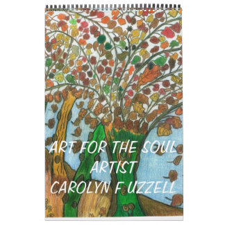 ART FOR THE SOUL- THE BEAUTY OF ART COLLECTION CALENDAR