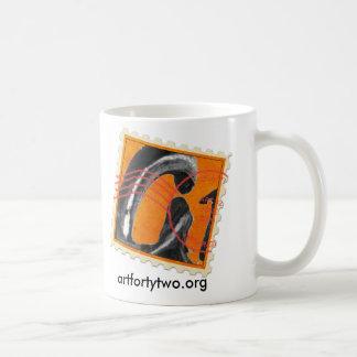 Art Forty-Two Stamp Mug