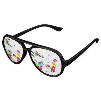 Art Gallery Aviator Sunglasses