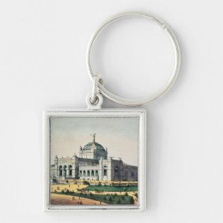 Art Gallery Keychain