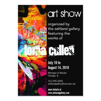 Art Gallery Invitations & Announcements   Zazzle
