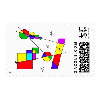 Art Gallery Stamp