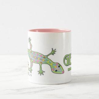 Art Gecko Mug