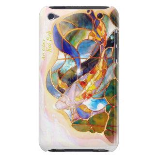 Art Glass Koi Fish Modern iPod Touch Case