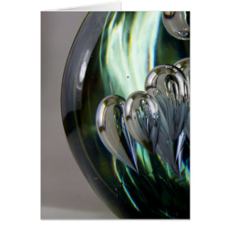 Art Glass Photography Series Note Card No. 4