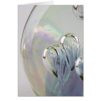 Art Glass Photography Series Note Card No. 6