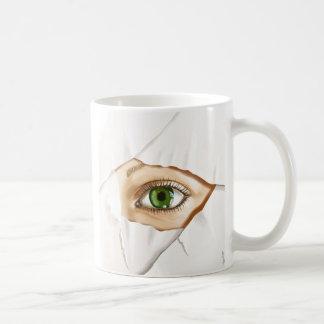 Art goblet coffee mug